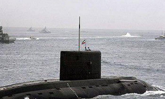 ПЛ «Тарег» ВМС Ирана