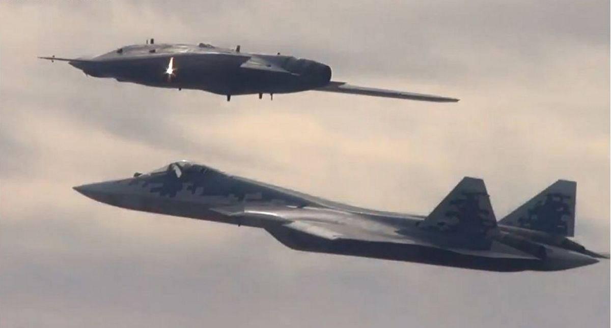 БПЛА С-70 «Охотник» получит функцию перехватчика