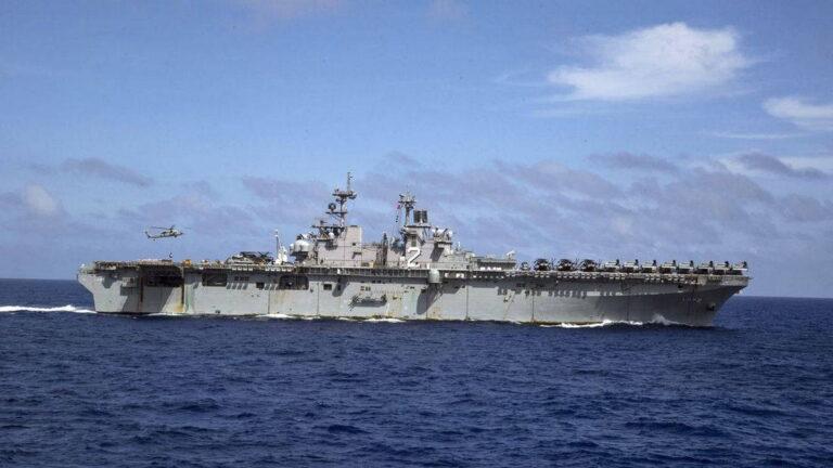 Десантные корабли ВМС США меняют свою роль
