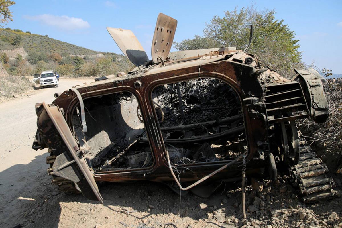 Нагорно-Карабахский конфликт глазами военного аналитика