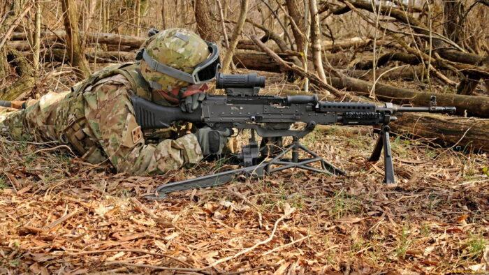 Глушитель для пулемета М240 прошел первые тесты