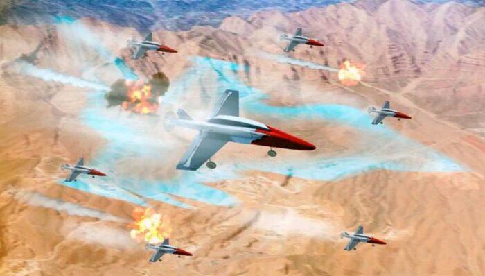 ВВС Великобритании тестируют возможности роя дронов для прорыва ПВО