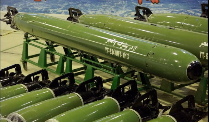 Иранская торпеда «Валфаджер»