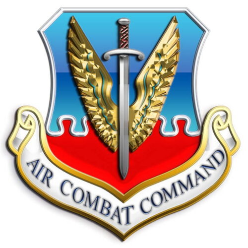 Эмблема Главного авиационного командования ВВС США