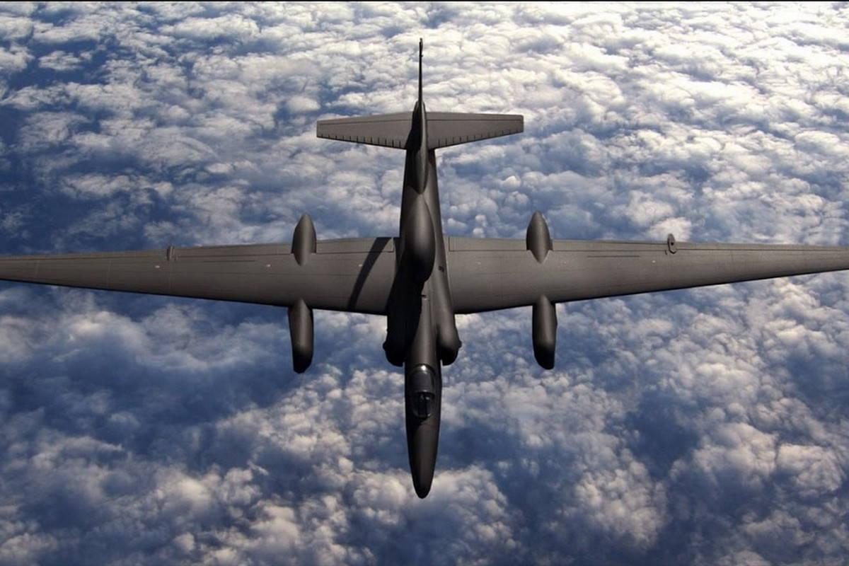 Самолет-разведчик U-2 ВВС США выполнил полет с искусственным интеллектом