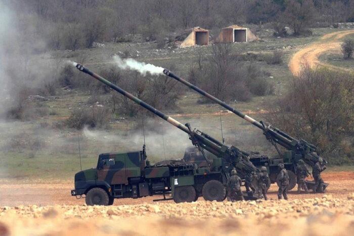 Высокоточный боеприпас «Катана»: первый этап завершен