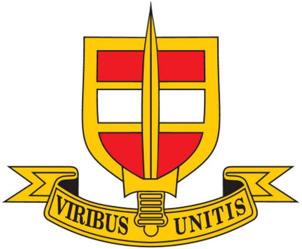 Эмблема Национальной академии обороны Австрии