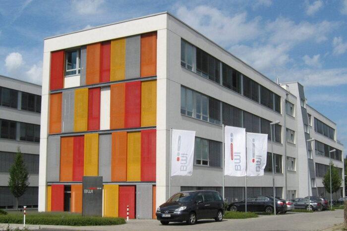Офис BWI GmbH – основного оператора WANBw