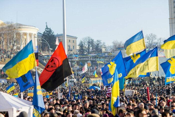 Протесты «Евроимайдана»