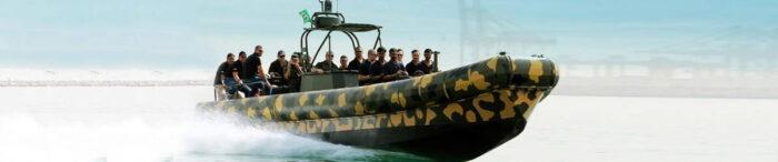 Судно MRCD 1250 от компании ASIS Boats