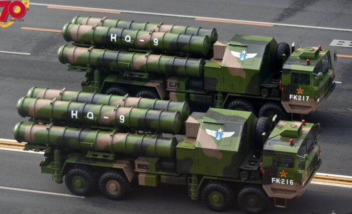 Системы ПВО Китая