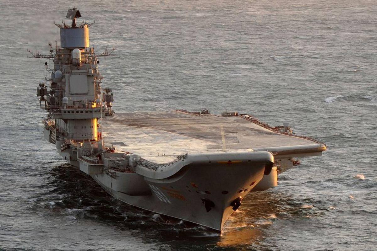 Новый авианосец России: реальны ли планы?