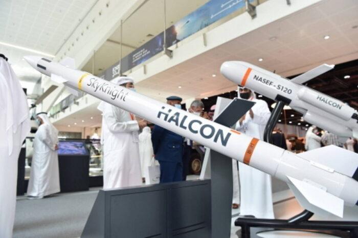 ОАЭ представили первую зенитную ракету