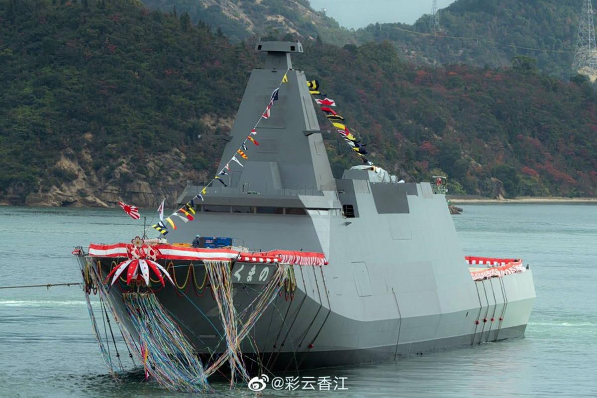 Новый фрегат УРО для МССЯ: китайская оценка
