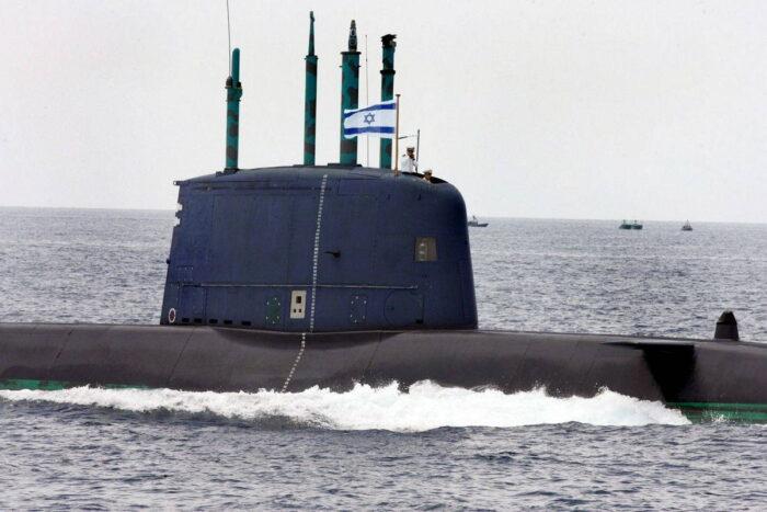 Подводные силы ВМС Израиля