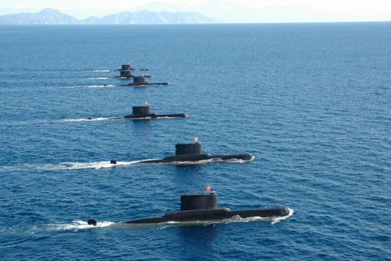 Подводные силы стран Восточного Средиземноморья: турецкая оценка. Заключение