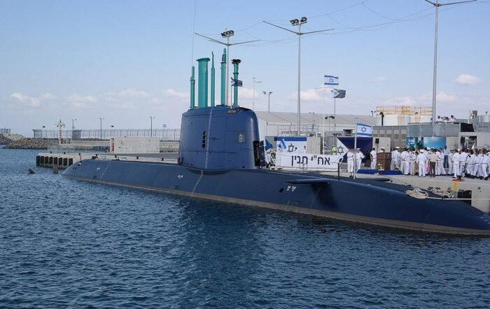 ПЛ «Таннин» ВМС Израиля