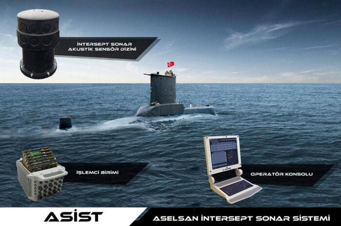 Комплекс перехвата подводных лодок ASIST