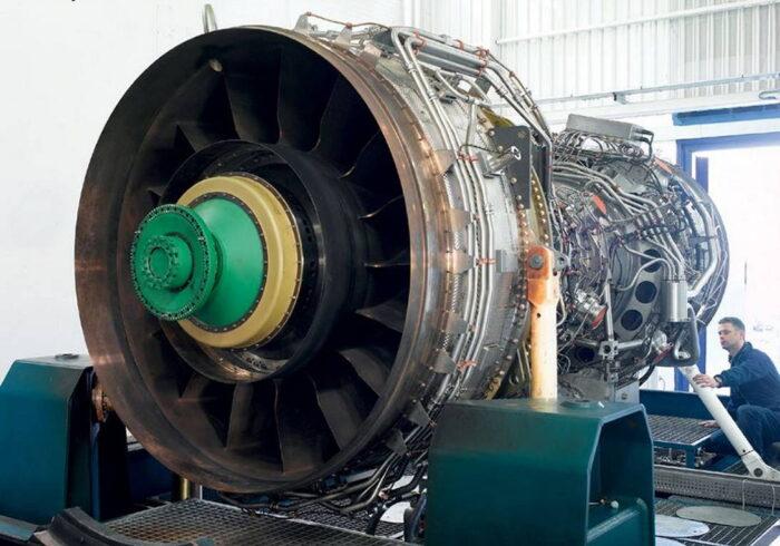Газотурбинный двигатель МТ30 от компании «Роллс-Ройс»