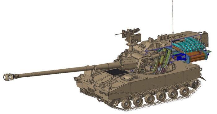 Артиллерийская система Canon увеличенной дальности