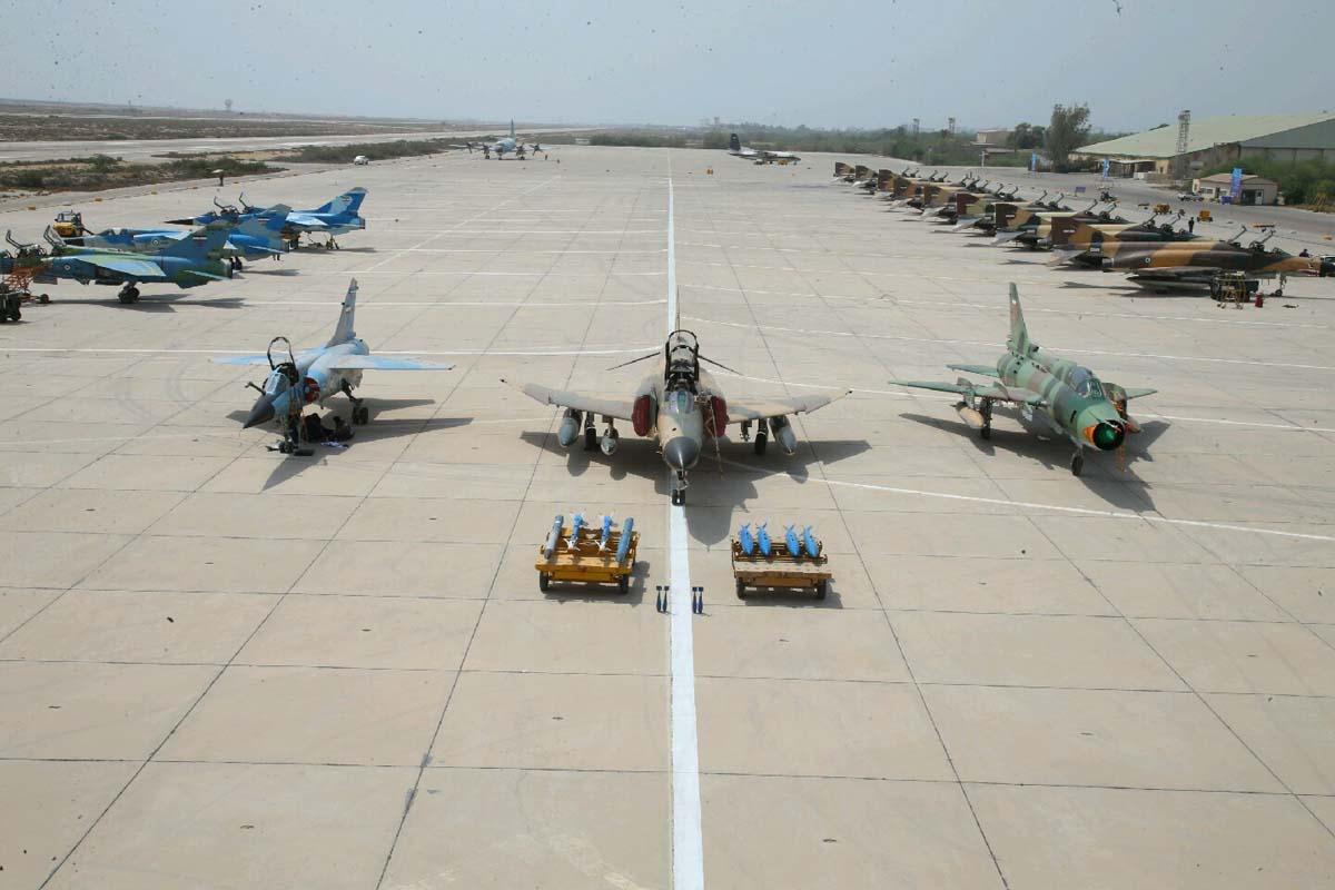 Боевая авиация Ирана: состояние и перспективы
