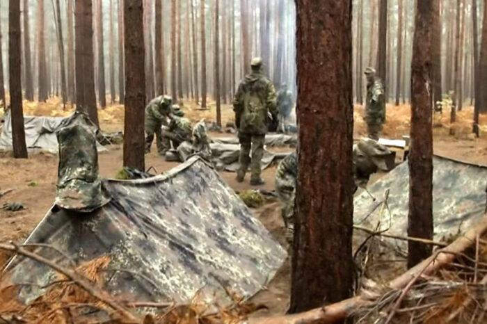 Бундесвер совершенствует полевое размещение войск