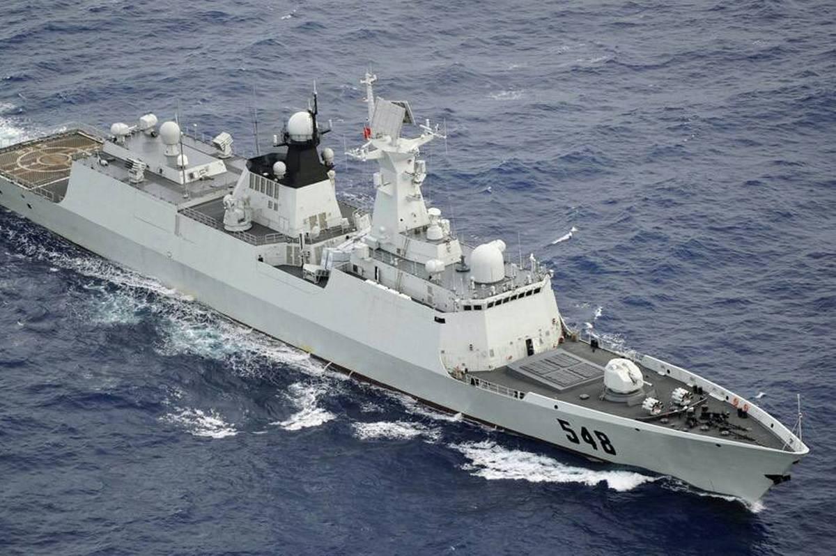 Фрегат проекта 054А «Jiangkai II»
