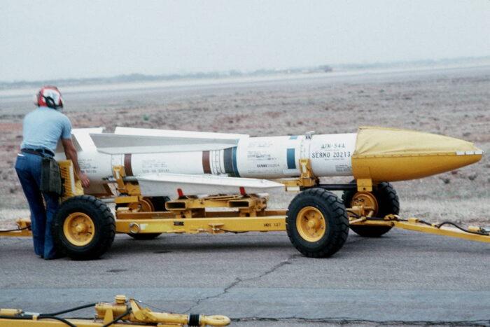 Ракета класса «воздух-воздух» AIM-54 Phoenix