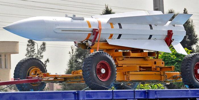 Иранская ракета «Факур 90»