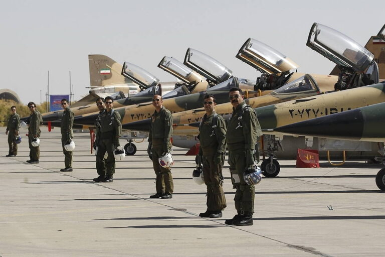 Боевая авиация Ирана: состояние и перспективы. Часть III