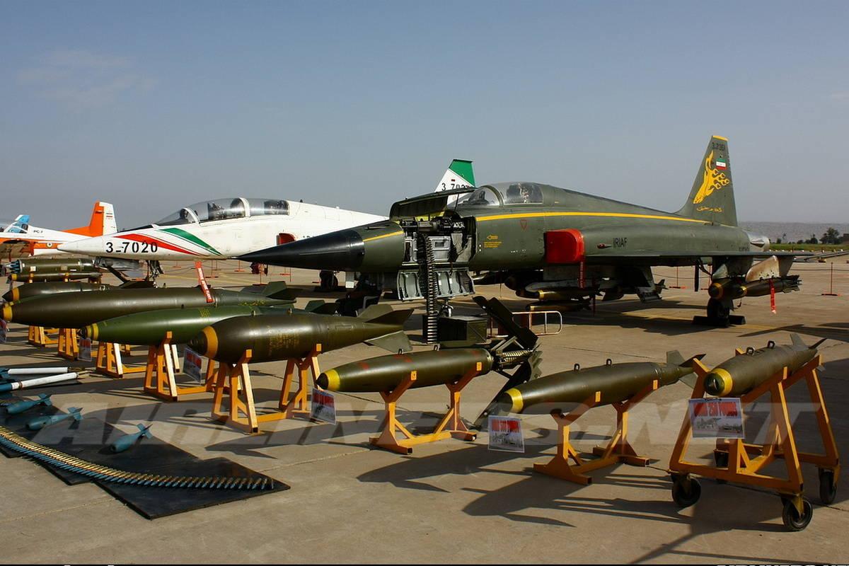 Боевая авиация Ирана: состояние и перспективы. Часть II