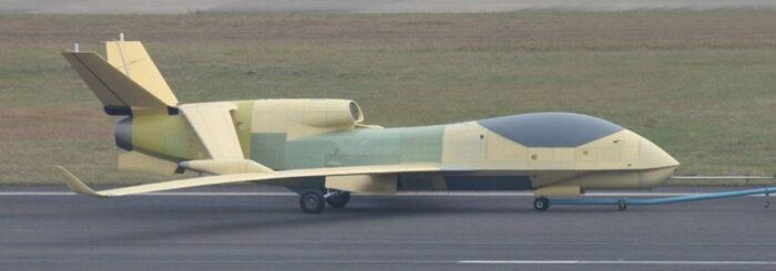 Разведывательный БПЛА НОАК EA-03
