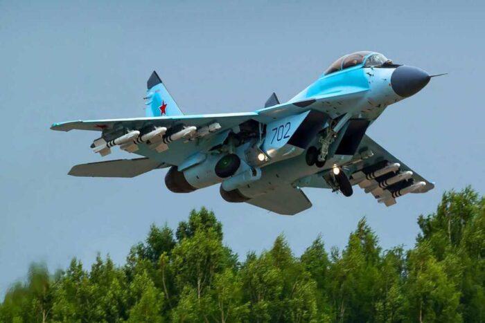Истребитель МиГ-35 ВКС России