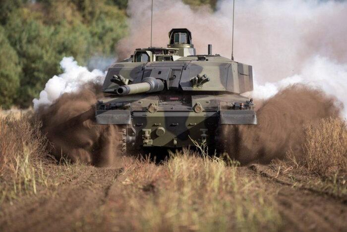 Основной боевой танк «Челленджер 3»