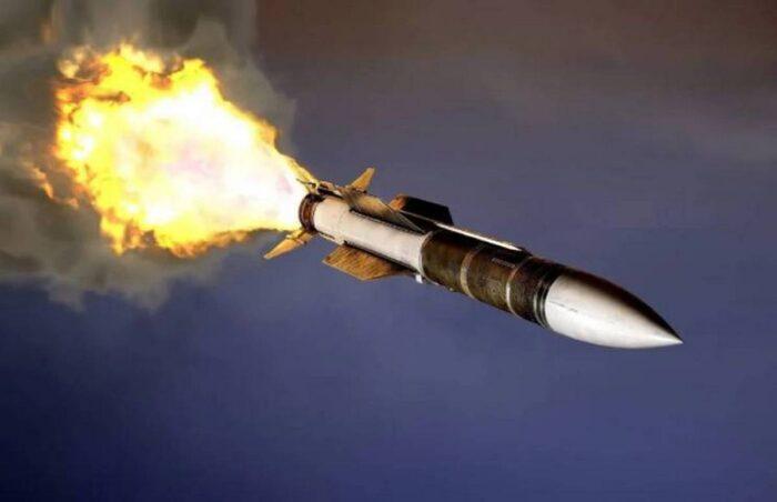 Ракета большой дальности Р-37М