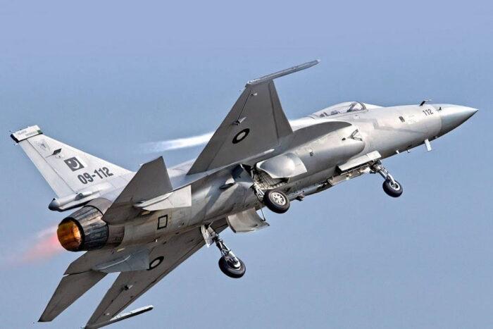 Китайско-пакистанский JF-17 Block 2