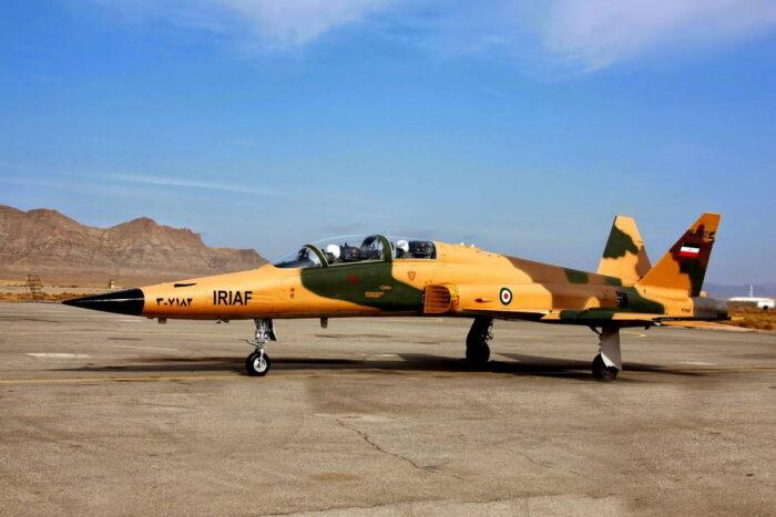 Истребитель «Саеге» ВВС Ирана