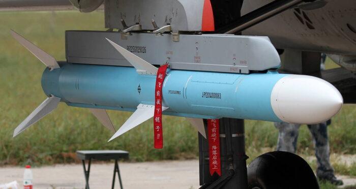 Ракета PL-12