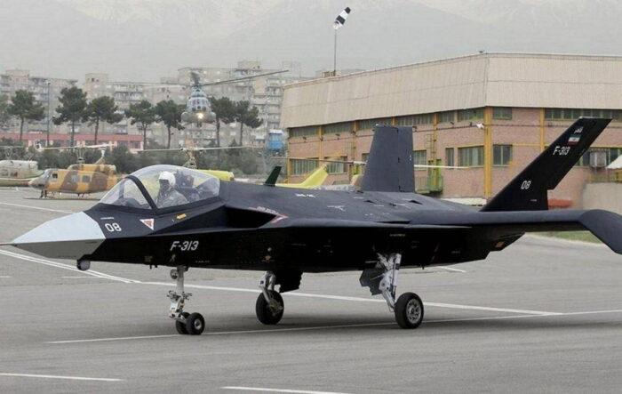 Легкий малозаметный истребитель «Кахер-313»