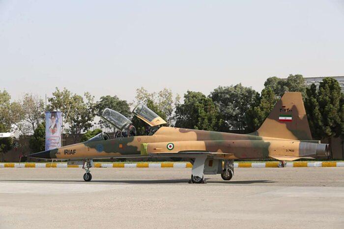 Легкий двухмоторный истребитель «Каусар» ВВС Ирана