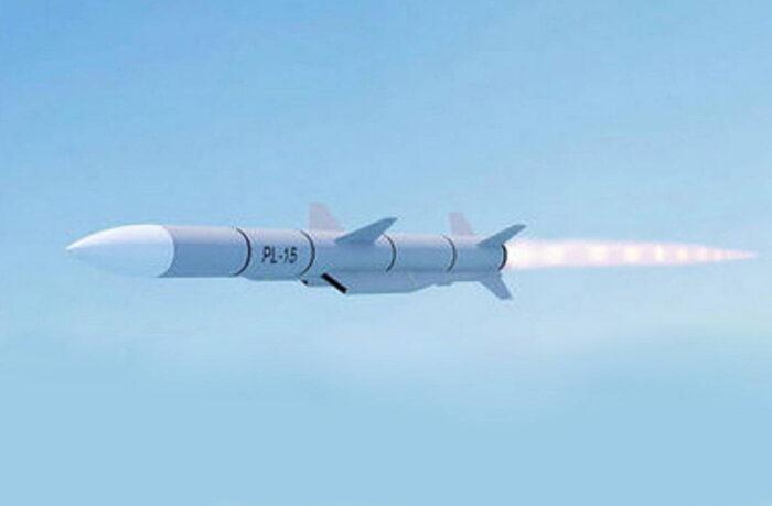Ракета большой дальности PL-15