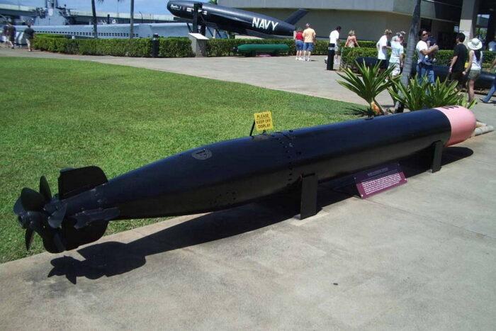 Американская торпеда Mk14
