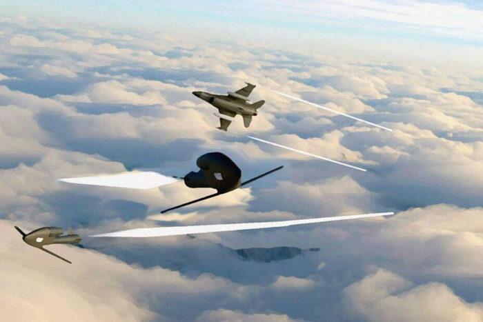Импульсный реактивный двигатель как будущее ВВС США
