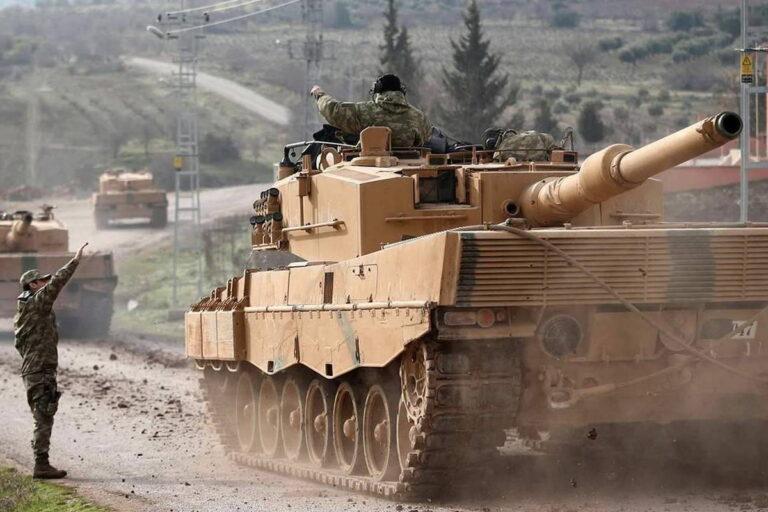 Проблемы танковых подразделения Турции: китайская оценка