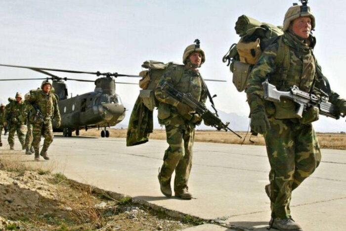 Вывод сил армии США из Афганистана