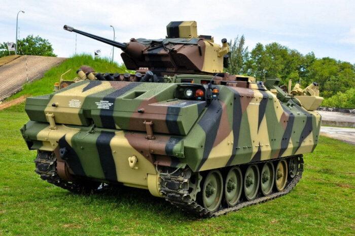 Турецкая БМП ACV-15