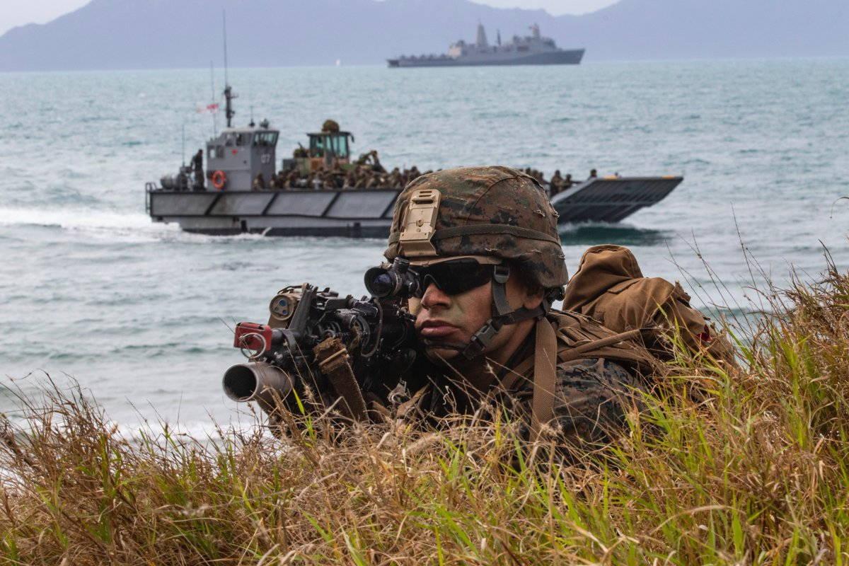 К вопросу о возрождении морских десантов. Часть II