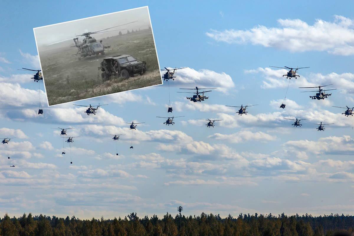«Сармат-2» – новое багги для ВДВ России