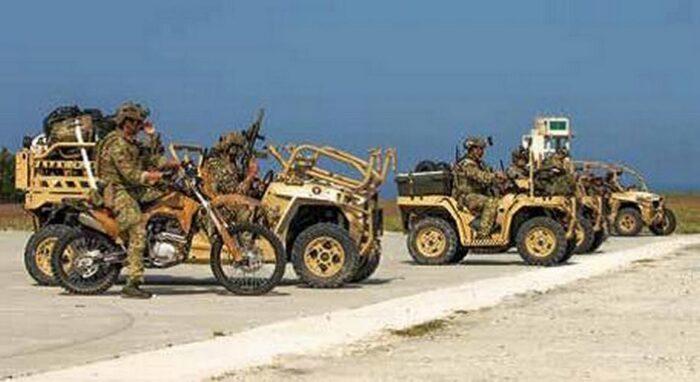 Выполнение боевых задач планируется проводить небольшими подразделениями