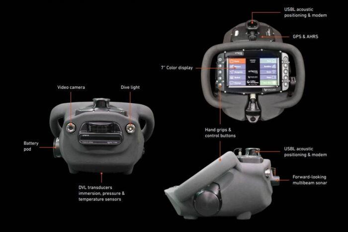 Навигационная система ArtemisPRO-M